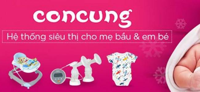 Tuyển Admin cùng Con Cưng (concung.com)