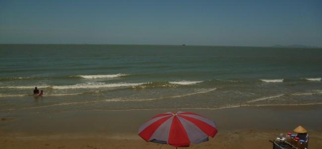 Biển trời, hôm nay tôi thấy nắng