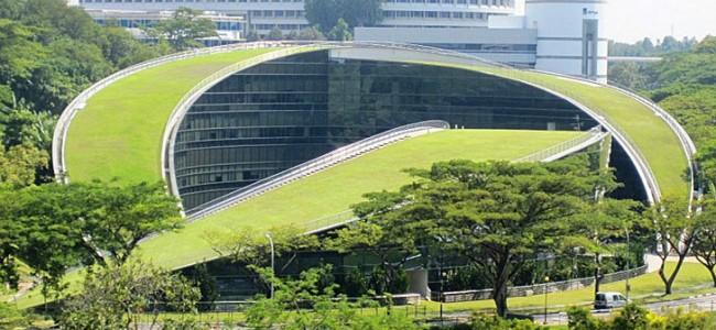 Kiến trúc xanh và xu hướng